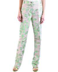 Blumarine Pantaloni classici - Verde