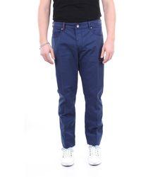 Re-hash Pantalones regular - Azul