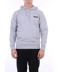 PALETTE COLORFUL GOODS Graues sweatshirt der palette colourful goods