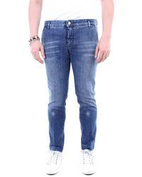 Entre Amis Jeans azul 5 bolsillos