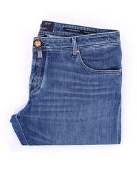 Jacob Cohen Jeans régulier - Bleu