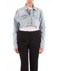 Givenchy Veste en jean léger - Multicolore