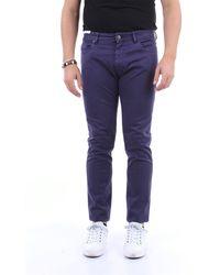 PT Torino Jeans régulier - Violet
