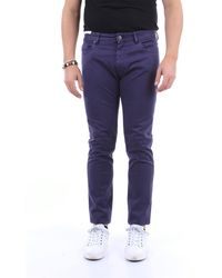 PT Torino Jeans regular di colore viola