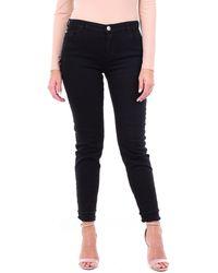 MY TWIN Twinset Meine twin twinset straight jeans in - Schwarz