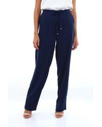 I Blues Pantalon classique - Bleu