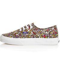 Vans Sneakers u authentic v3b9ig3 - Multicolore