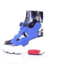 MAISON MARGIELA x REEBOK Maison margiela x reebook sneakers di colore - Blu