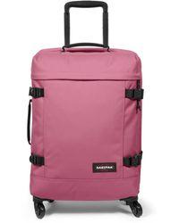 Eastpak Trolley unisex trans4 s ek80l.81z - Pink