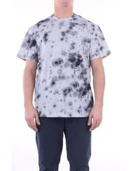 DIESEL Camiseta manga corta - Azul