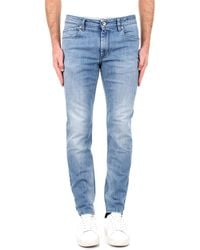 Re-hash Jeans slim - Blu