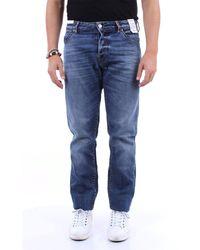 PT Torino Jeans régulier - Bleu