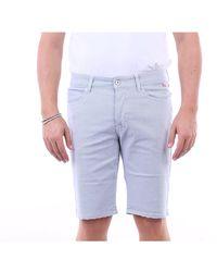 Roy Rogers Pantalones cortos bermudas - Azul