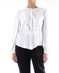 Isabel Marant Camisas blusas - Blanco