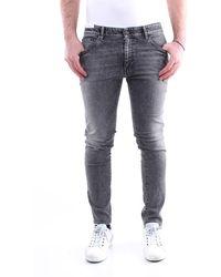 PT Torino Jeans grigio scuro rock