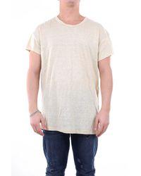 Isabel Marant Camiseta beige verdoso - Multicolor