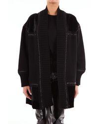 Alberta Ferretti Tricots cardigan - Noir