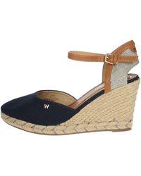 Wrangler Zapatos bajos - Azul