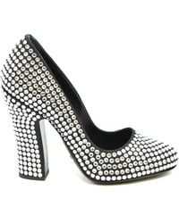 Prada Chaussures à talons decolletè - Noir