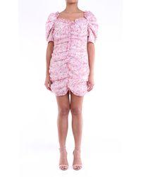 Glamorous Vestido de corto glamoroso - Rosa