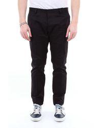 DSquared² - Pantalon skinny uni coupe dan - Lyst
