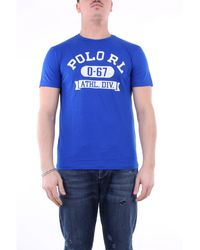 Polo Ralph Lauren Camiseta azul