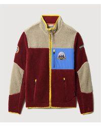 Napapijri Capispalla e giacche rosso - Rojo