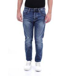 UNIFORM Pantalones vaqueros delgado - Azul