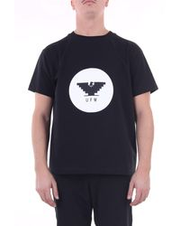 Rick Owens - Camiseta manga corta - Lyst