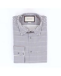Gucci Shirts classique - Bleu