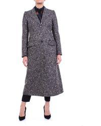 Dolce & Gabbana Oberbekleidung lang - Mehrfarbig