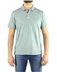 Roberto Collina Camiseta manga corta - Verde