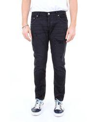 Dondup Pantaloni chino - Nero