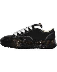 Maison Mihara Yasuhiro Sneakers dip lowcut - Noir