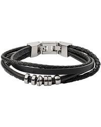 Fossil Accessoires bracelet - Noir