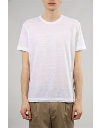 Paolo Pecora T-shirt unisexe - Blanc