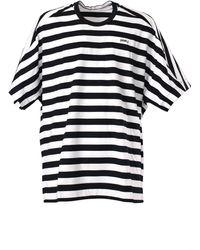 Juun.J T-shirt unisexe - Noir