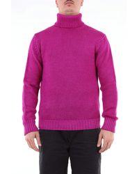 Retois Dolcevita in lana fine merino irrestringibile - Multicolore