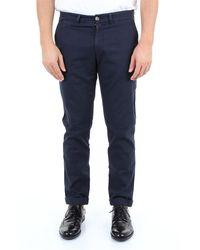 Jeckerson Pantaloni chino - Blu