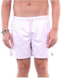 Fedeli Traje de baño pantalones cortos mar - Blanco