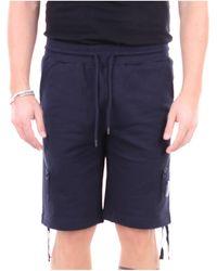 C.P. Company Pantalones cortos bermudas - Azul