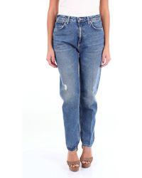 Dondup Blu Jeans boyfriend Jeans Boyfriend