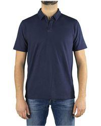 Roberto Collina Camiseta manga corta - Azul