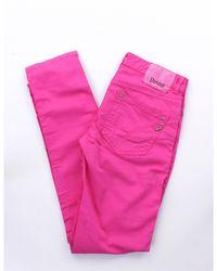 Dondup Pantalones regular chica - Rosa