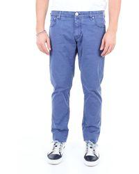Jacob Cohen Pantalones chino - Azul