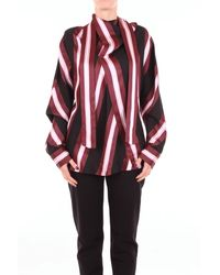 Cedric Charlier Trousse chemise - Rouge