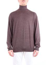 Fedeli Trousse suéter - Marrón
