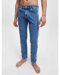 Calvin Klein Jeans blu - Azul