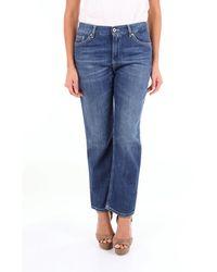 Dondup Jeans régulier - Bleu