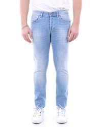 Dondup Jeans skinny - Blu
